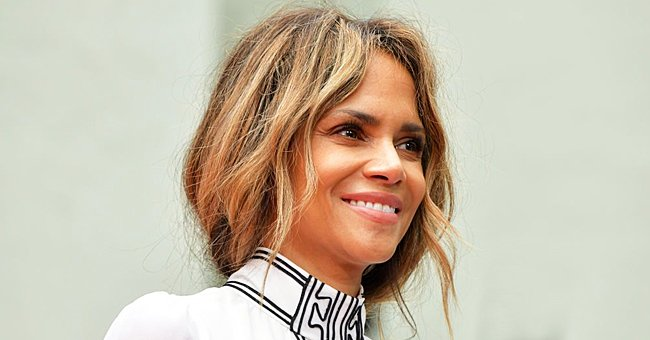 Halle Berry Stuns With a Serious Facial Expression While Rocking a Black Hoodie — See Comments