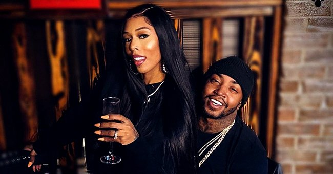 Lil Scrappy from LHHATL Shares Heartfelt Message & Photos in Honor of Wife Bambi's Birthday