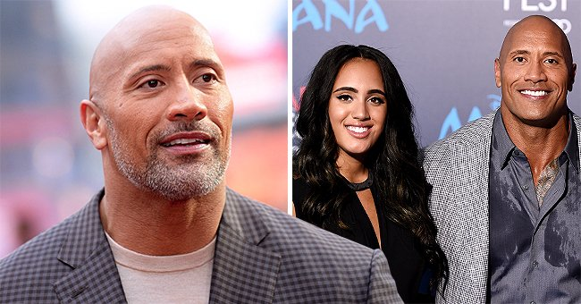 Dwayne Johnson Feels Proud after Daughter Simone Signs Contract with WWE