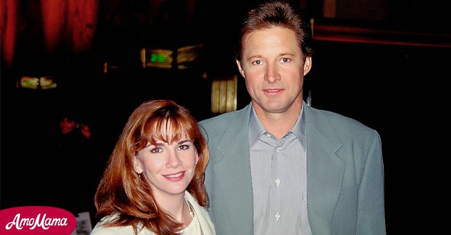 Actress Melissa Gilbert and her ex-husband, Bruce Boxleitner   Photo: Getty Images