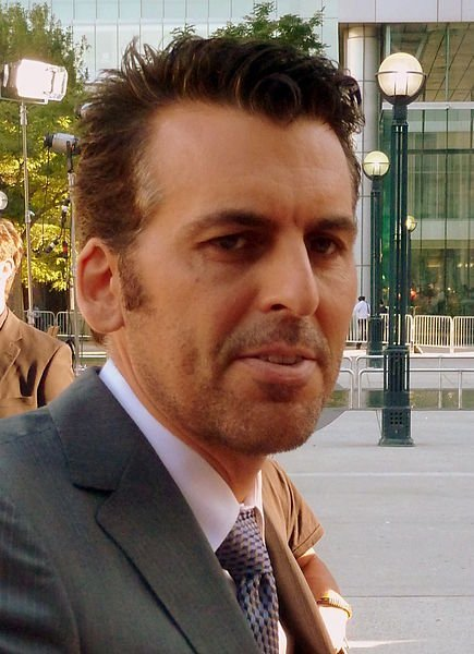 "Oded Fehr at the premiere of ""Inescapable."" 