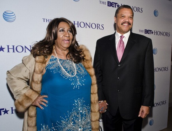 Aretha Franklin and William Wilkerson attend the BET Honors 2012 | Photo: Getty Images