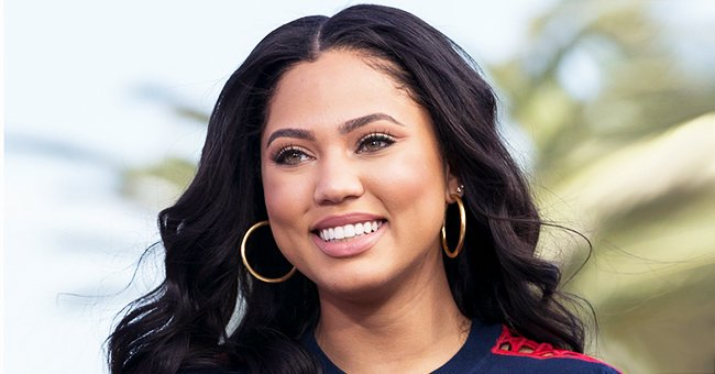 Ayesha Curry Gushes over Husband Steph in a Sweet Photo as They Pose in Cool Outfits