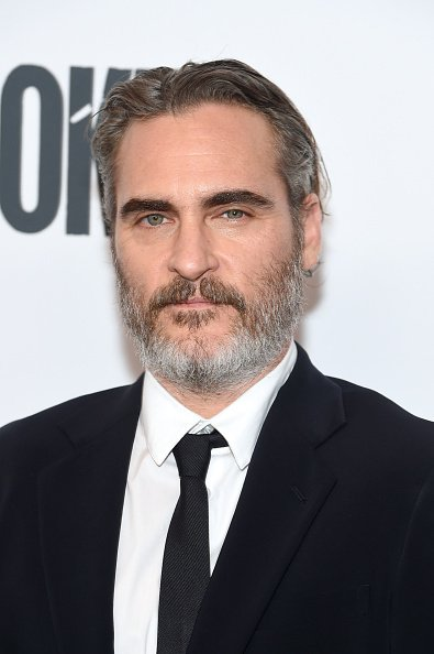 Joaquin Phoenix at Alice Tully Hall, Lincoln Center on October 02, 2019 in New York City. | Photo: Getty Images