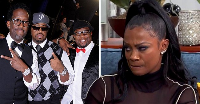 Kandi Burruss Accuses Boyz II Men of Disrespecting Her When They Worked Together Once