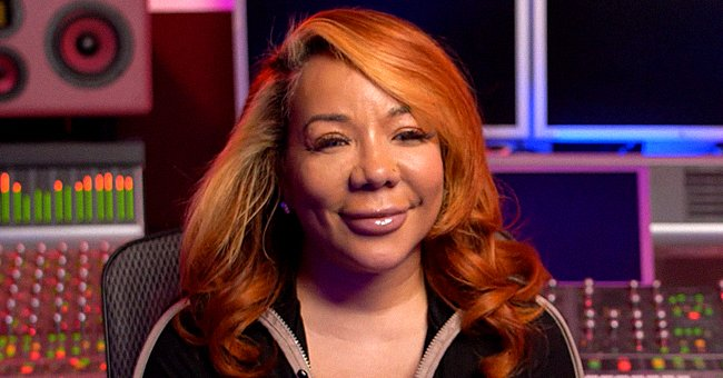 Tiny Harris' Daughter Heiress Snatches Hearts in Cute Pics as She Poses in a Purple Outfit
