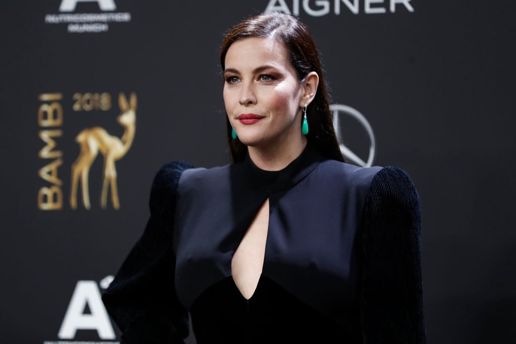 Liv Tyler arrives for the 70th Bambi Awards at Stage Theater on November 16, 2018 in Berlin, Germany | Photo: GettyImages