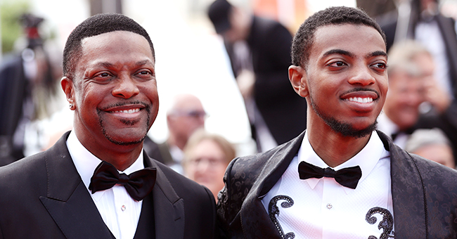 Chris Tucker's Rarely-Seen Son Looks Just like Him as They Attend Cannes Film Festival