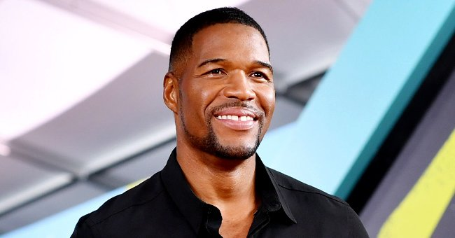 Michael Strahan's Twin Daughter Isabella Shows off Her Gorgeous Ginger Locks in a Photo