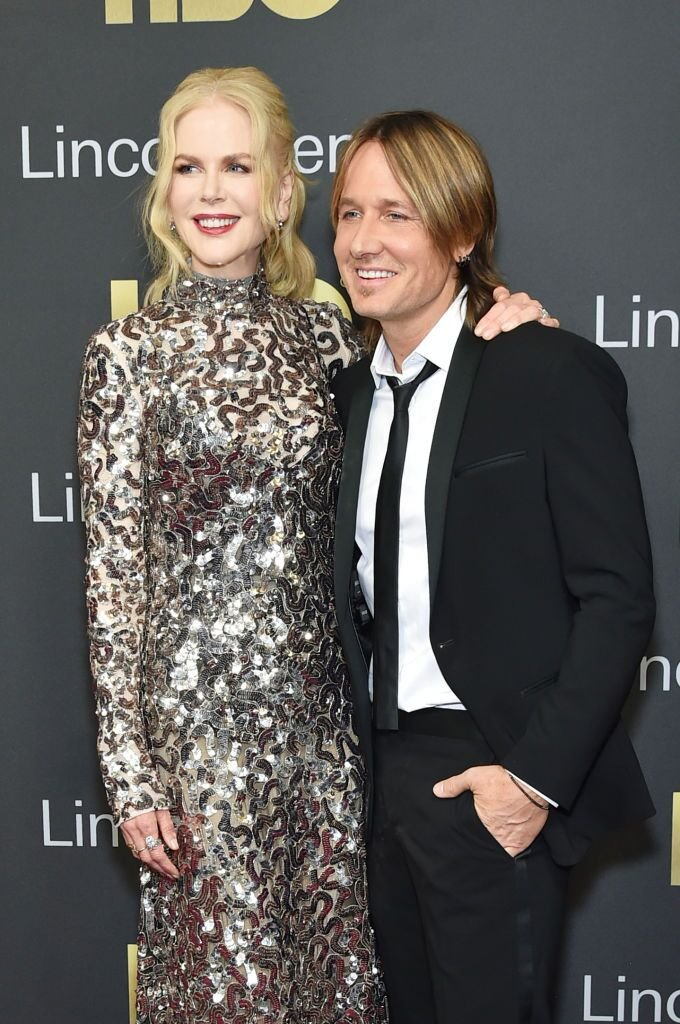 Keith Urban and Nicole Kidman attend the Lincoln Center's American Songbook Gala. | Source: Getty Images
