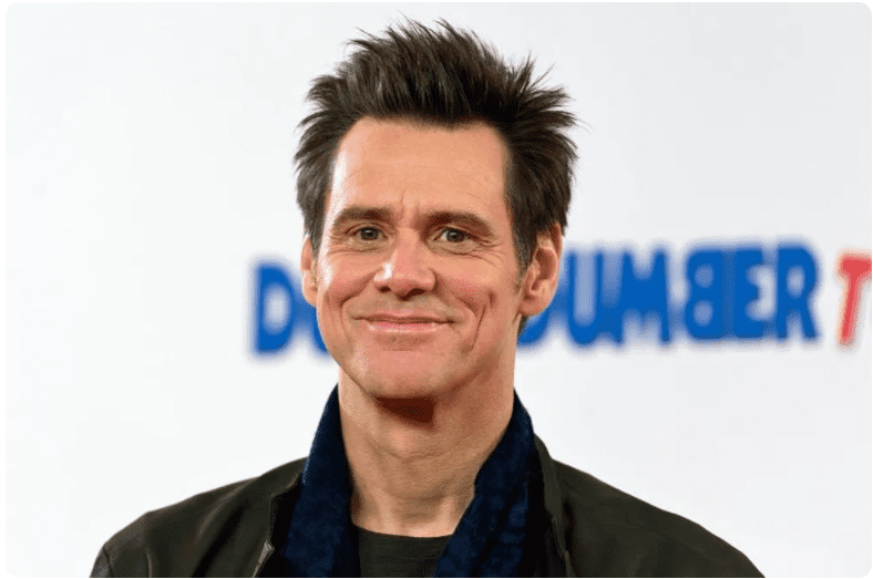 Jim Carrey on November 20, 2014 in London, England | Photo: Getty Images