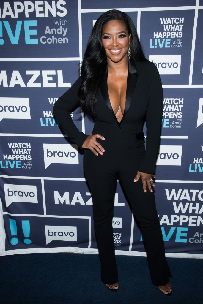 """Kenya Moore visits """"Watch What Happens Live With Andy Cohen""""