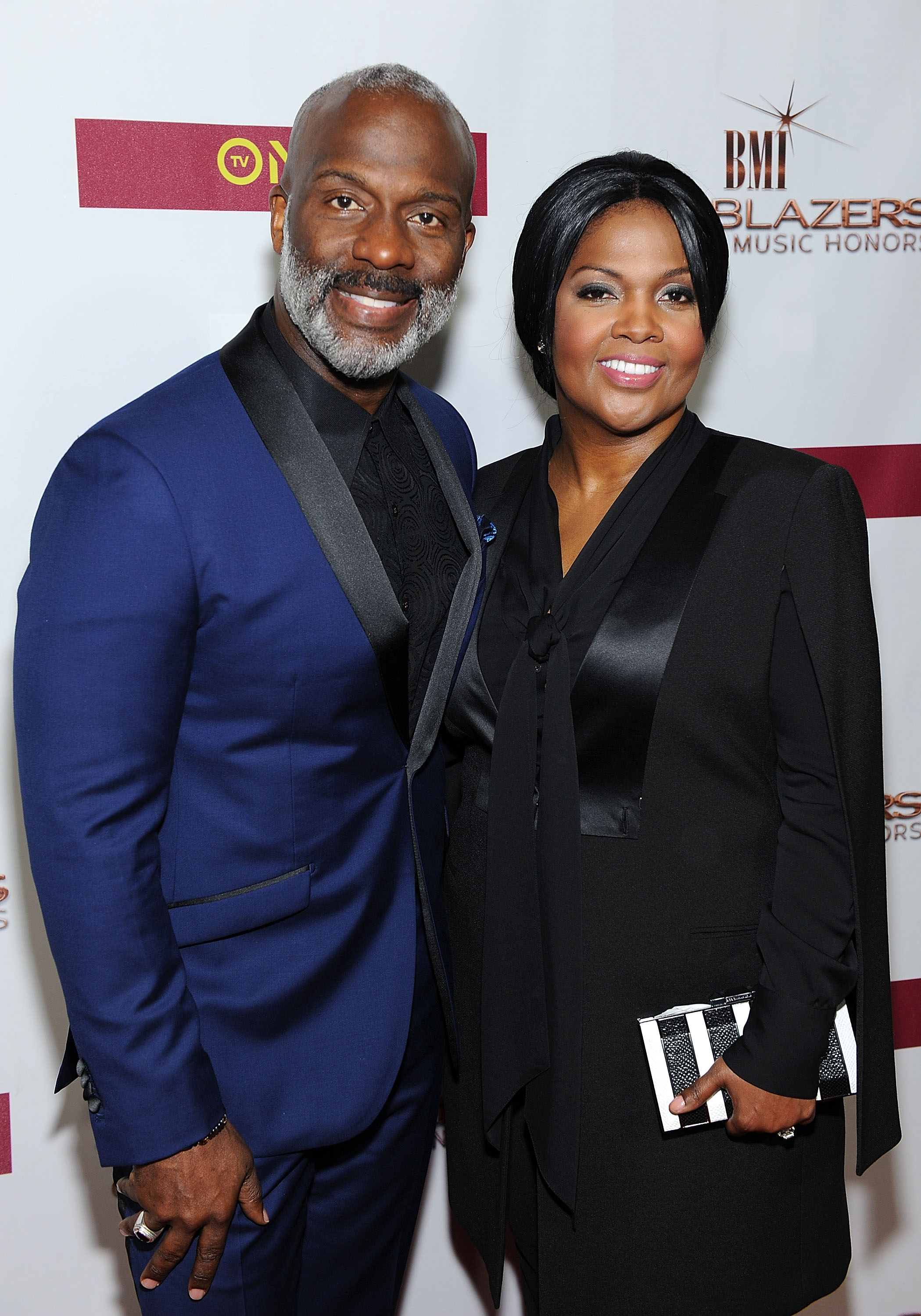 BeBe and CeCe Winans at the 2016 BMI Trailblazers of Gospel Music Award Show on January 16, 2016 l Source: Getty Images