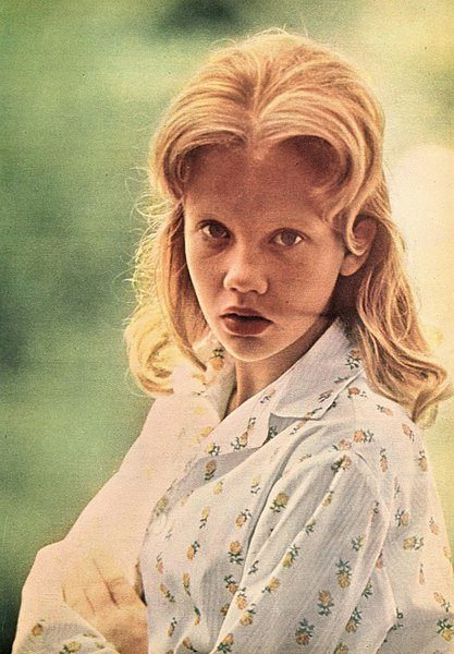 Hayley Mills in 1960. | Source: Wikimedia Commons