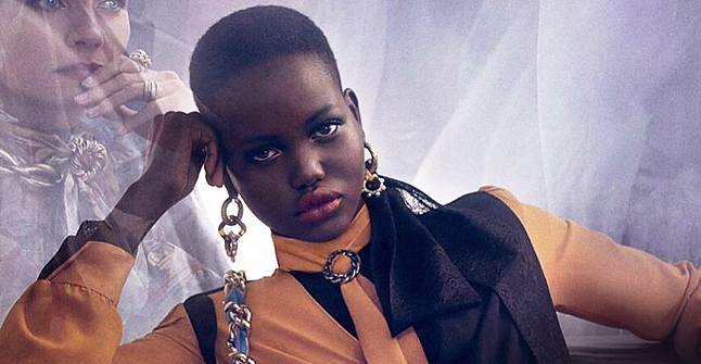 Model Adut Akech Slams Australia's Who Magazine for Obvious Photo Mix-Up in Article about Her