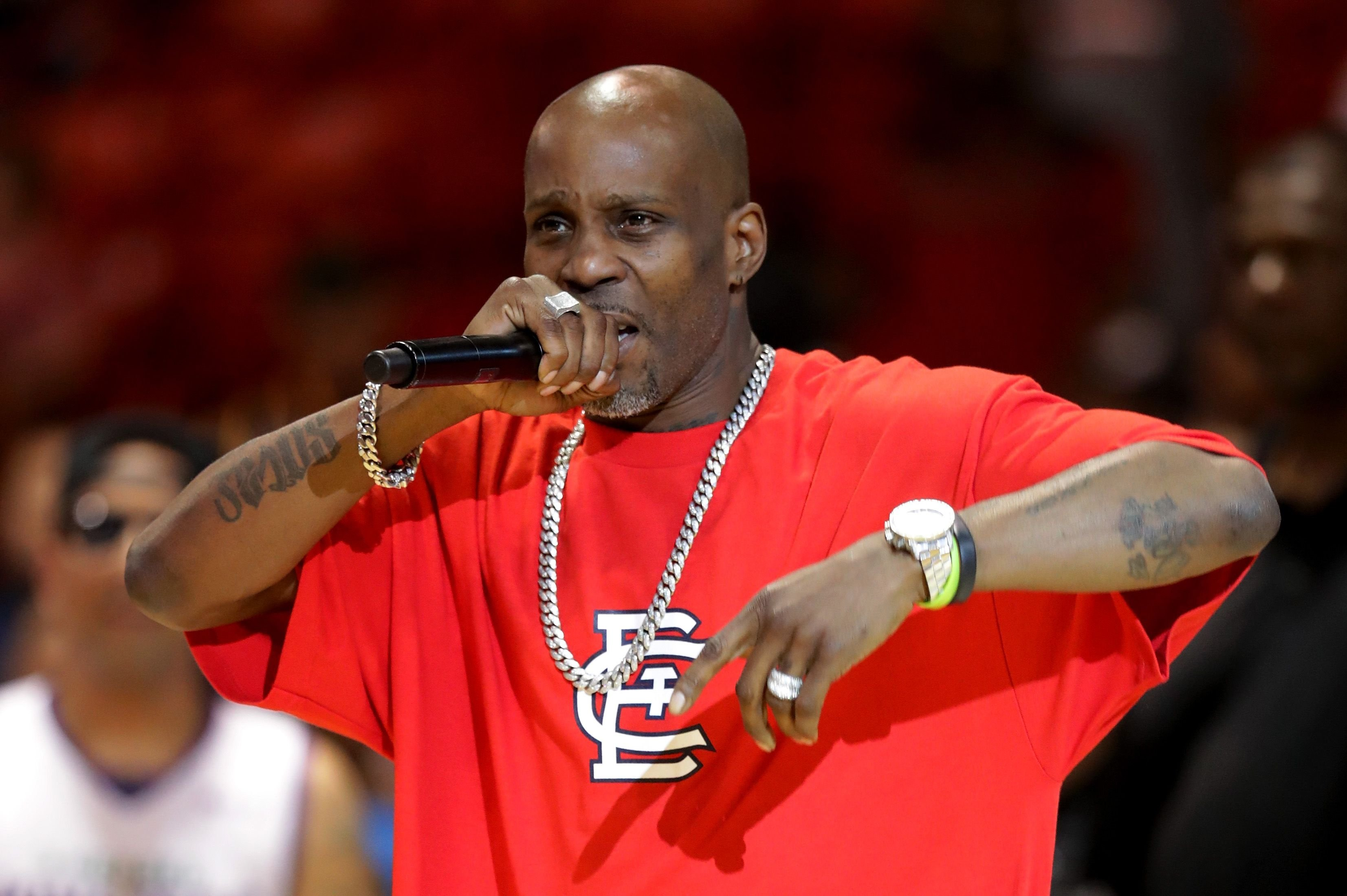 DMX at the UIC Pavilion on July 23, 2017 in Chicago. | Photo: Getty Images
