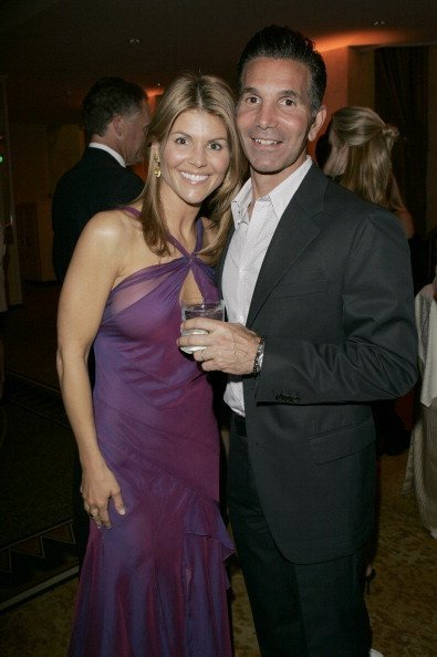 Lori Loughlin and Mossimo at Saks Fifth Avenue's Unforgettable Evening in California, United States.| Photo: Getty Images
