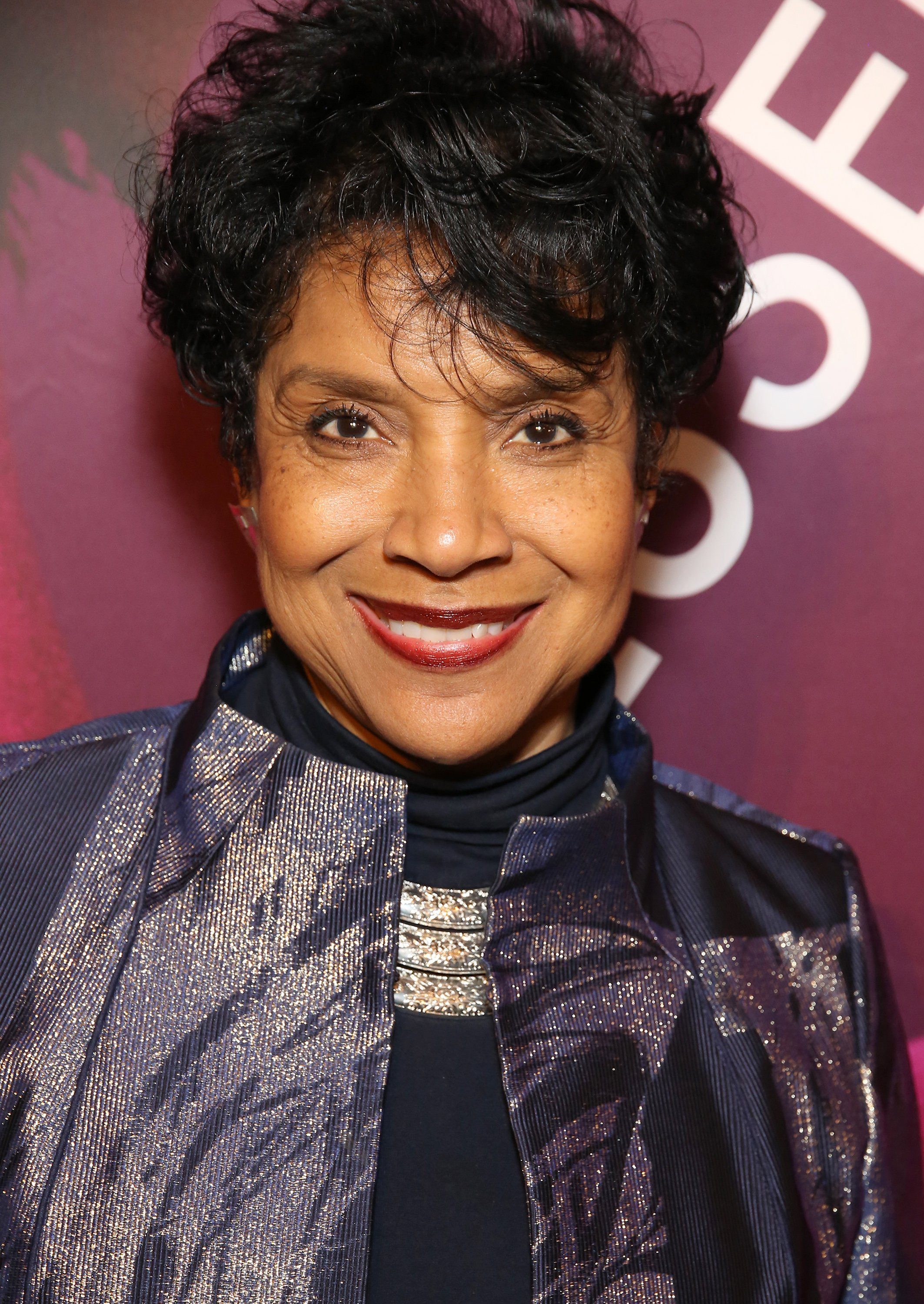 "Phylicia Rashad attends the Broadway opening night performance for ""Children of a Lesser God"" at Studio 54 Theatre on April 11, 2018 