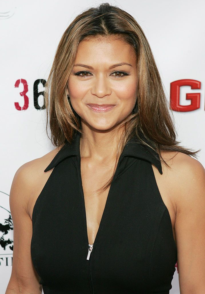 """Nia Peeples at the """"Dallas 362"""" Los Angeles Premiere. 