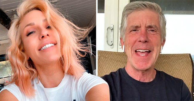 DWTS Pro Sharna Burgess Reunites with Tom Bergeron —Glimpse into Their Fun Day