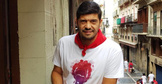 Manu Zapata cree que la transmisión de su triunfo en 'Boom' evitó víctimas en la riada de Tafalla