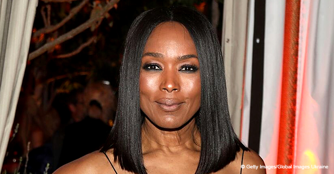 Angela Bassett Doesn't Look a Day over 60 as She Shows off Her Toned Body in Green Tracksuit