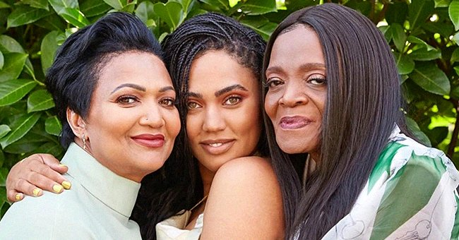 Ayesha Curry Shows 3 Generations of Beautiful Women as She Poses with Her Mom & Grandma (Photo)