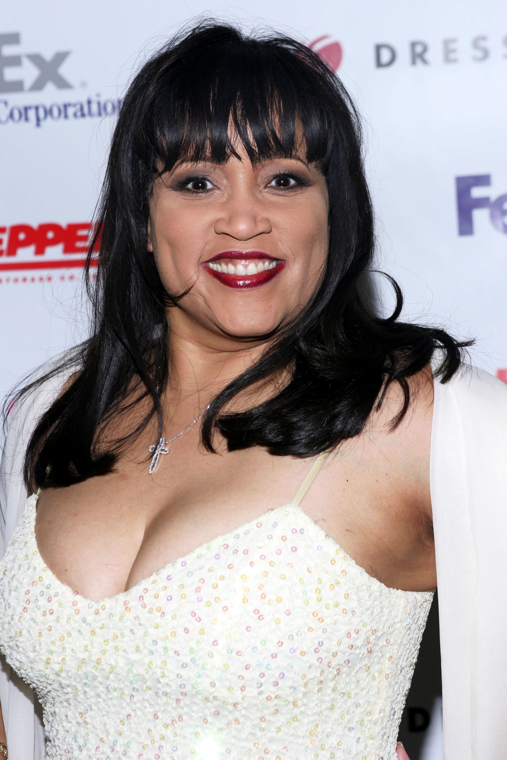 "Jackee Harry at the ""April in Paris"" gala in New York City in 2005. 