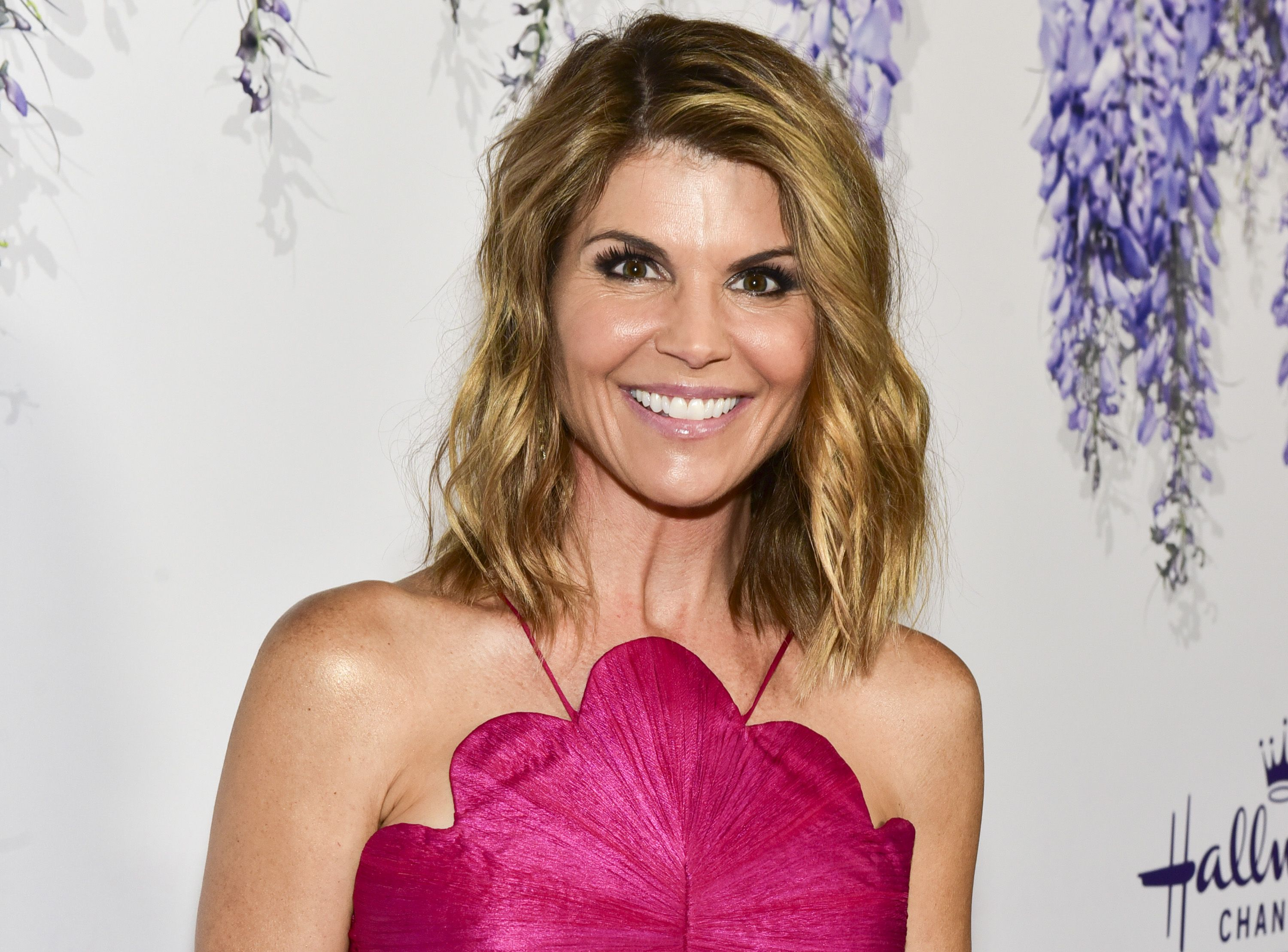 Lori Loughlin at the 2018 Hallmark Channel Summer TCA at a private residence on July 26, 2018 | Photo: Getty Images