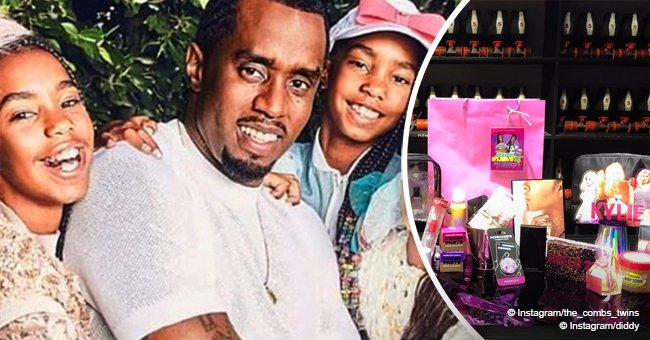 Diddy & Kim Porter's twins thank friends for all the love, share photo of their many birthday gifts
