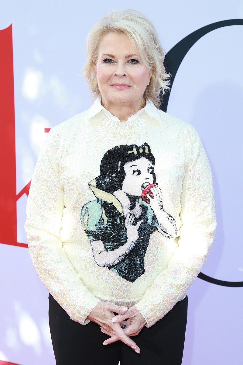 Candice Bergen on May 6, 2018 in Westwood, California   Photo: Getty Images