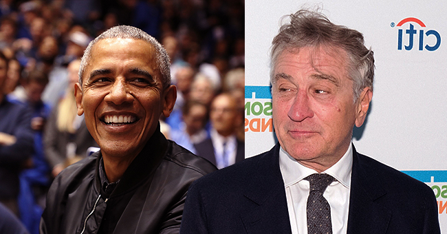 Barack Obama Spotted Having Dinner with Robert De Niro & Apple CEO Tim Cook after Signing Netflix Deal