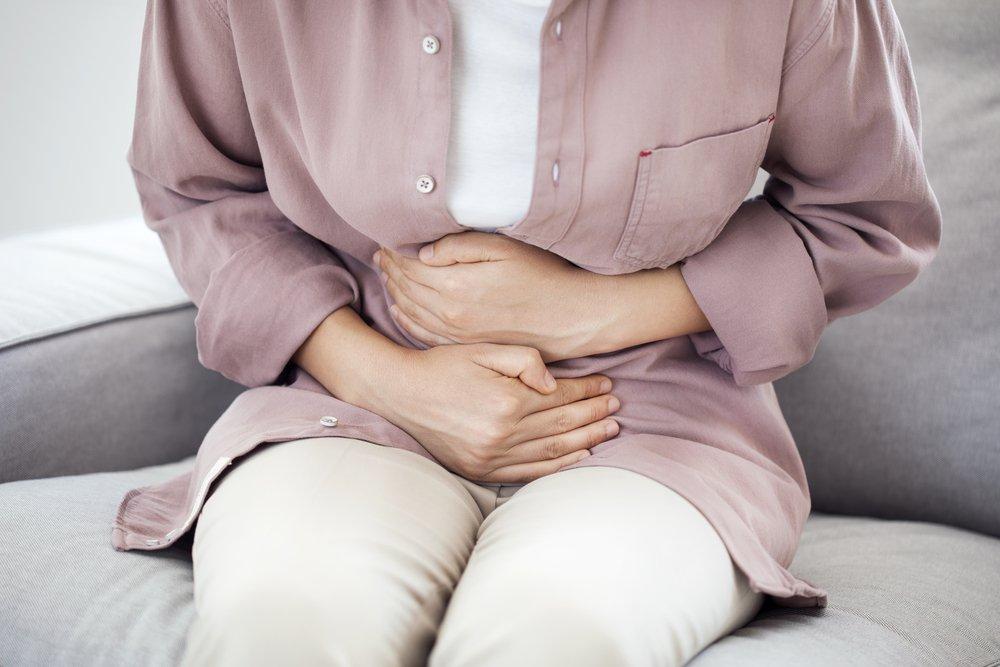 Maux de ventres / Source : Shutterstock
