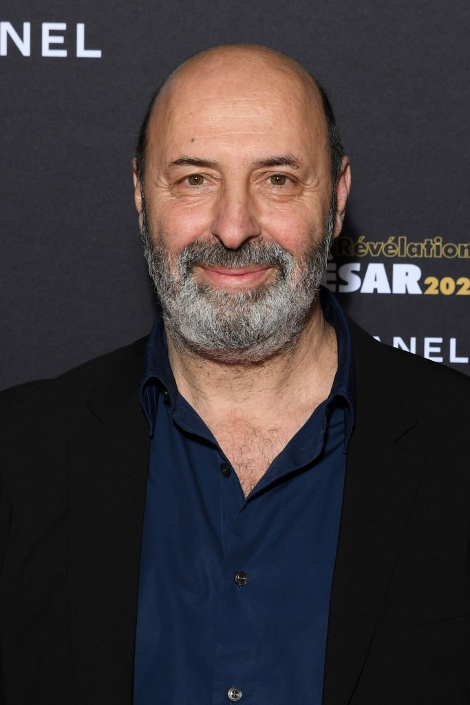 """Cedric Klapisch attends the """"""""Cesar - Revelations 2020"""" Photocall at Petit Palais on January 13, 2020 in Paris, France. 