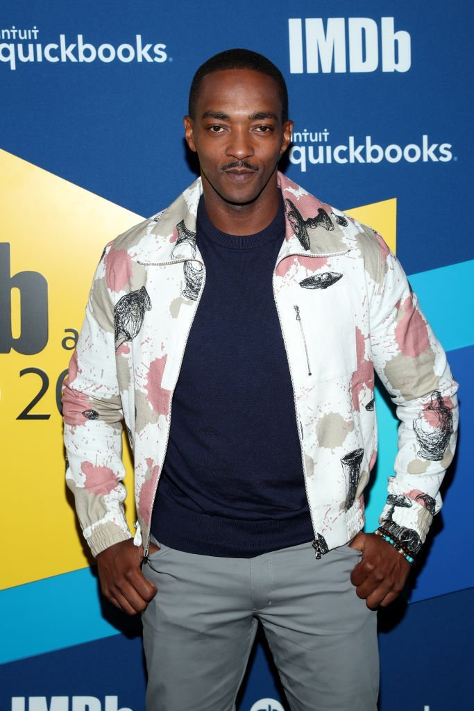 Actor Anthony Mackie of 'Seberg' attends The IMDb Studio Presented By Intuit QuickBooks at Toronto 2019 at Bisha Hotel & Residences | Photo: Getty Images