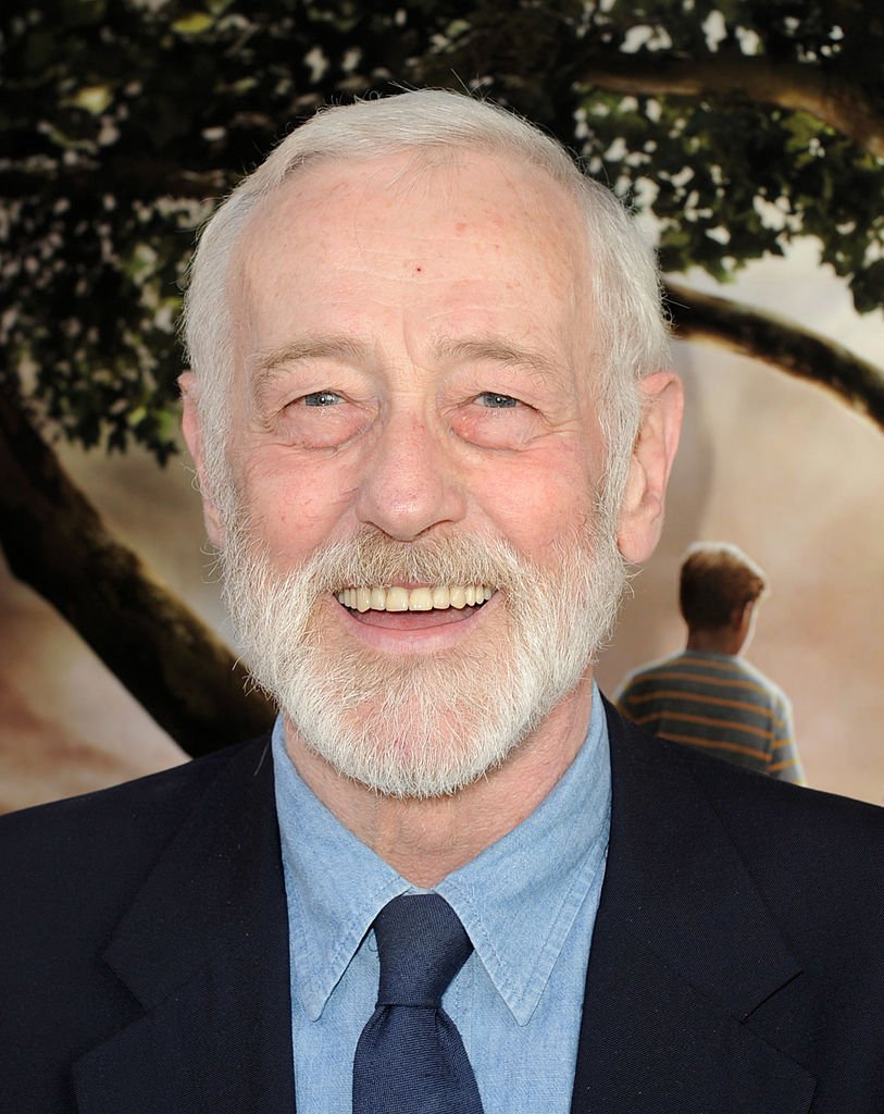 """John Mahoney arrives at the premiere of Warner Bros. """"Flipped"""" at the Cinerama Dome 