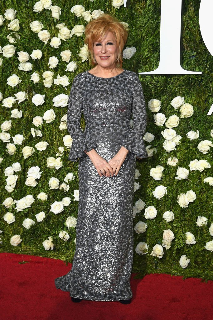 Bette Midler attends the 2017 Tony Awards at Radio City Music Hall  | Getty Images