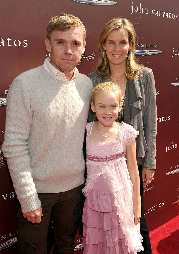 Ricky Schroder and family | Getty Images