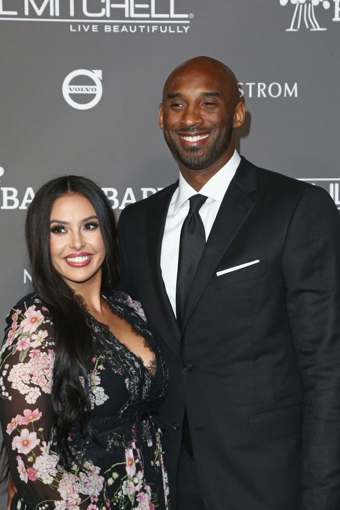 Vanessa Laine Bryant (L) and Kobe Bryant attend the 2018 Baby2Baby Gala Presented by Paul Mitchell at 3LABS | Photo: Getty Images