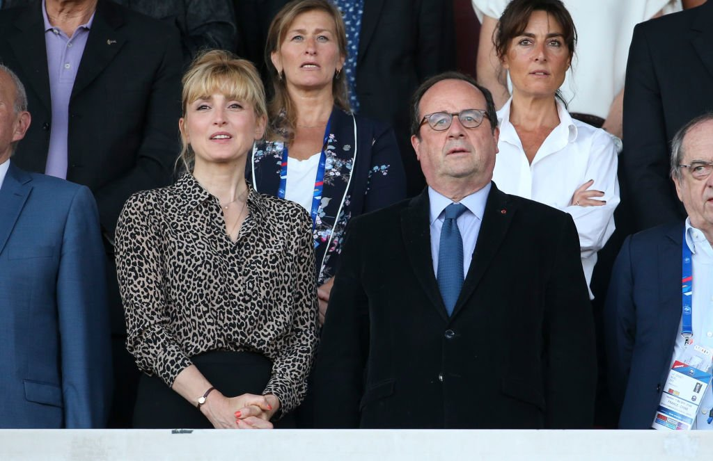 François Hollande et Julie Gayet | source : Getty Images