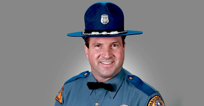 Washington State Patrol Pays Tribute to a Trooper Who Died in an Avalanche While Snow Biking