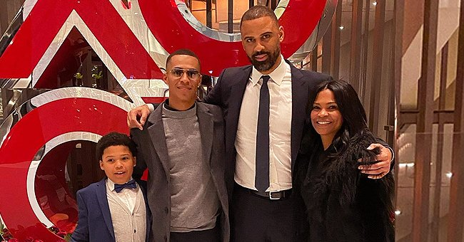 Nia Long from 'Boyz n the Hood' Shares Heartwarming Photos with Her Fiancé Ime Udoka & Two Adorable Kids Weeks after Dad's Death