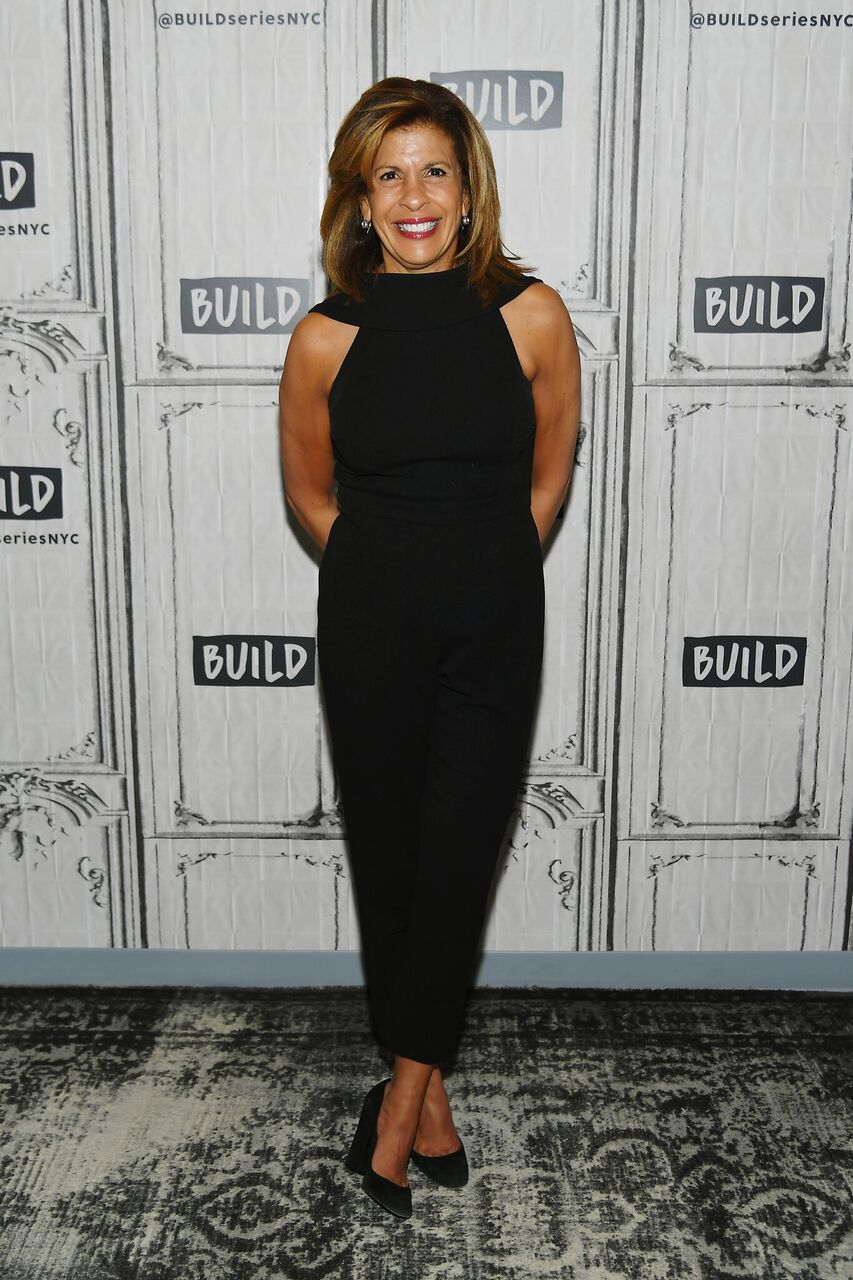 "Hoda Kotb visits Build to discuss her new book ""You Are My Happy"" at Build Studio on March 12, 2019 