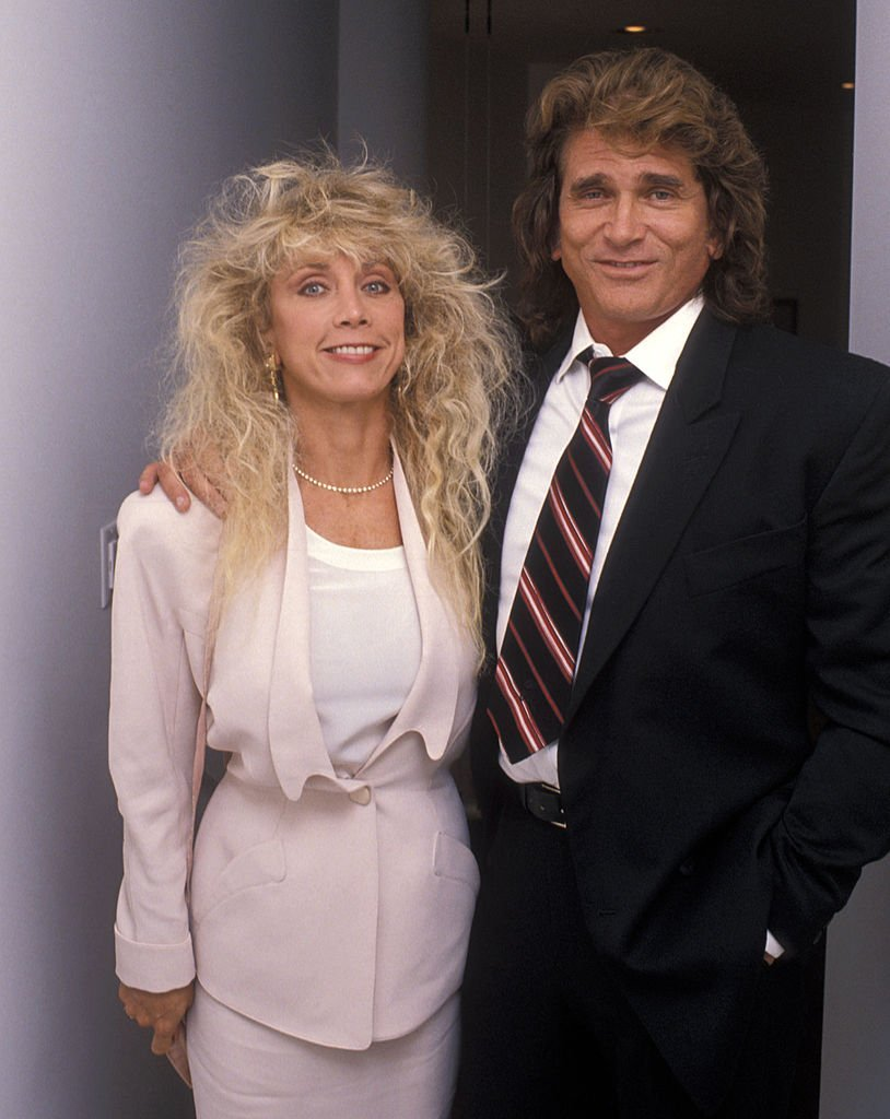 "Actor Michael Landon and wife Cindy Landon attend the Malibu Committee for Incorporation's ""The Tides of March"" - The First and Last Annual Malibu Right to Vote Party. 