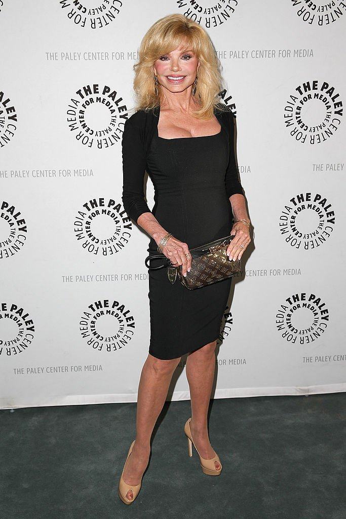 "Actress Loni Anderson attends the Paley Center presentation of ""Baby, If You've Ever Wondered: A WKRP In Cincinnati Reunion"" 