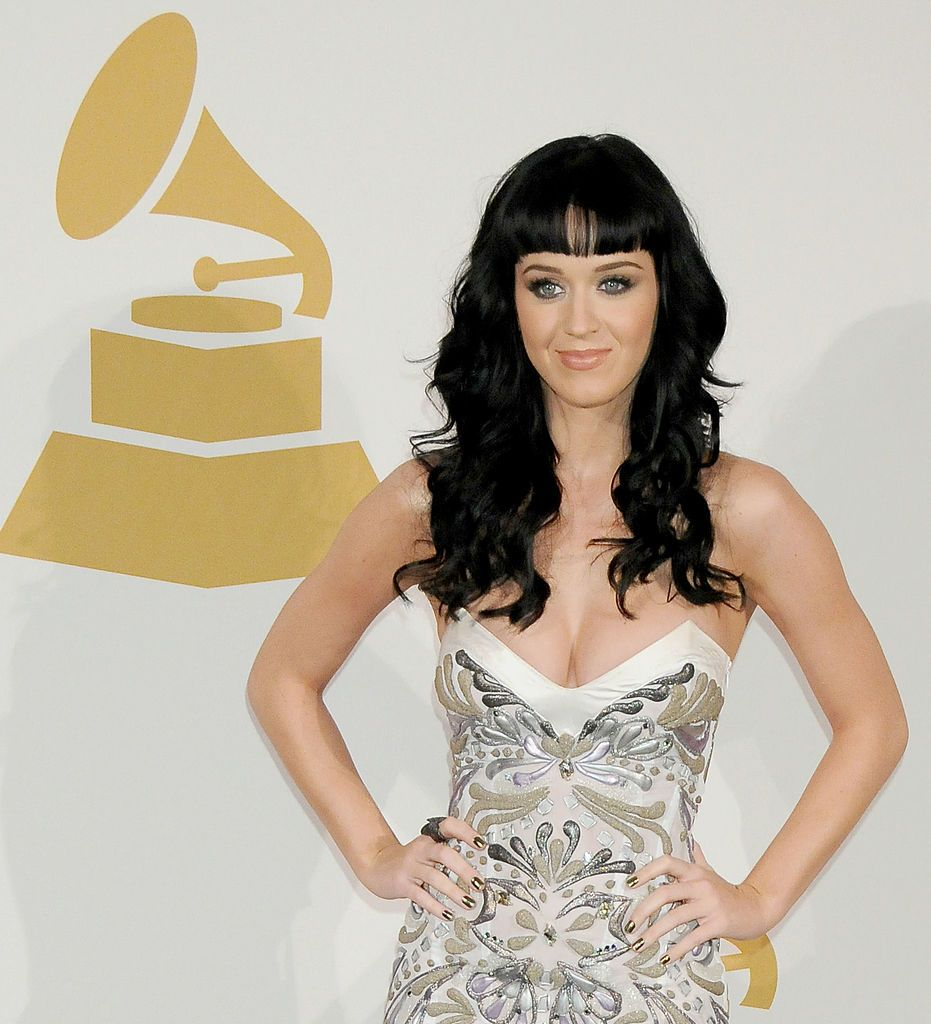 """Katy Perry during the """"Grammy Nominations Concert Live - Countdown To Music's Biggest Night"""" at Club Nokia in Los Angeles, California on December 2, 2009. 