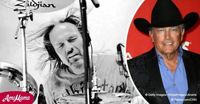 George Strait heartbroken over death of longtime drummer