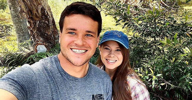 Bindi Irwin Posts a New Photo of Her Daughter Grace — See How Adorable She Looks
