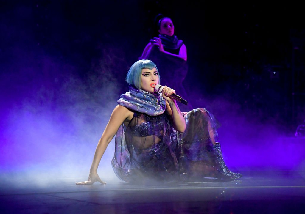 Lady Gaga performs onstage during AT&T TV Super Saturday Night at Meridian at Island Gardens on February 01, 2020 | Photo: Getty Images