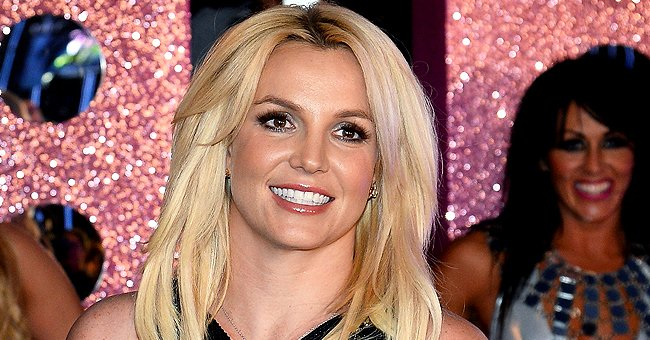 Britney Spears Shows off Her Stunning Figure in a New Instagram Post